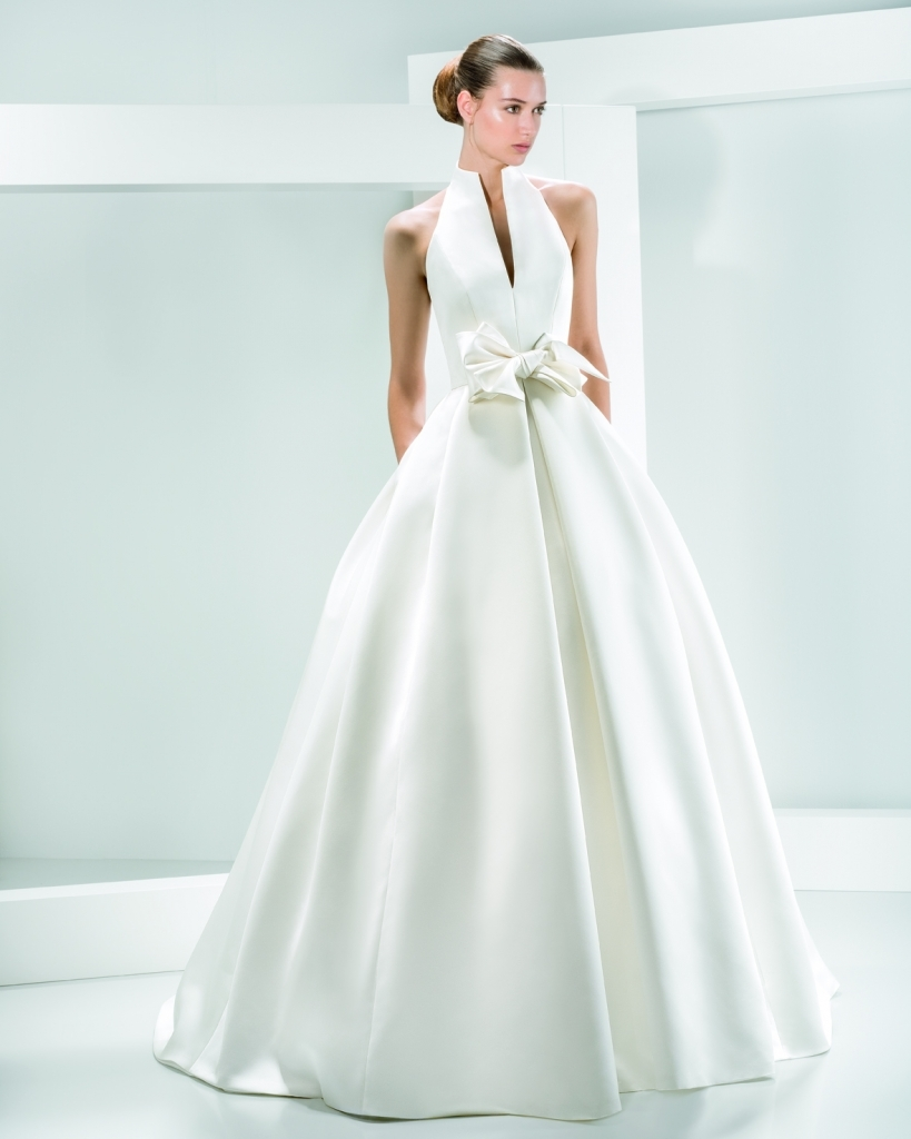 Jesus Peiro wedding dress Style 6000 available in store at Anna Bridal