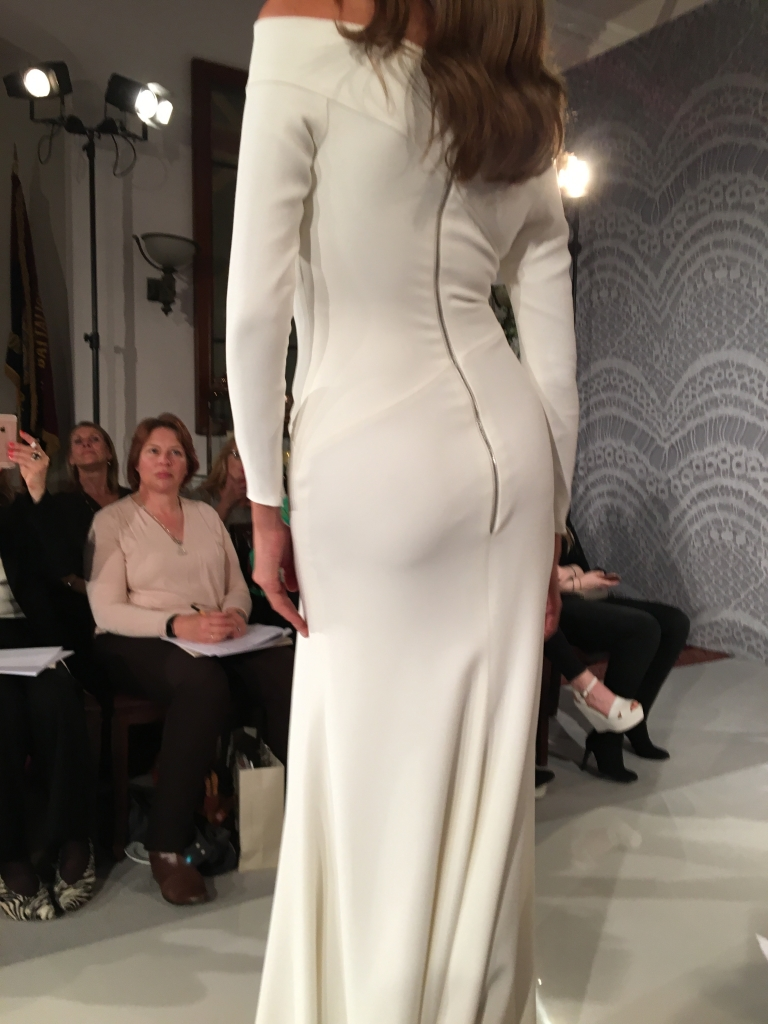 Anna Bridal at London Bridal Fashion Week