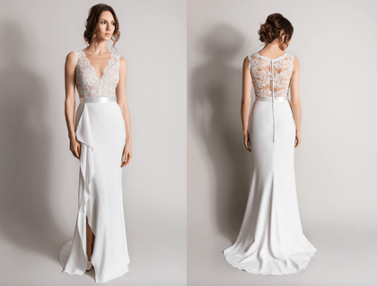 Anna Bridal Couture - Suzanne Neville - Scarlet